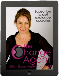 Change agent newsletter copy