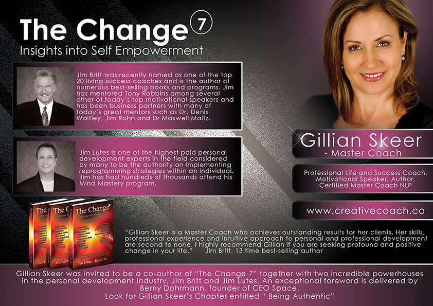 The Change Books insight enpowerement The Change Book